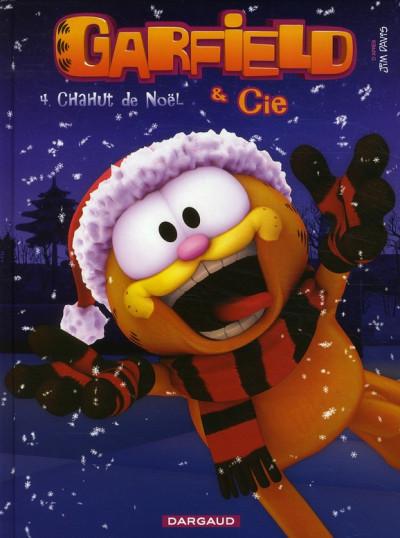 image de Garfield & cie tome 4 - chahut de Noël