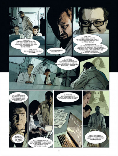 Page 9 Le protocole pelican tome 2