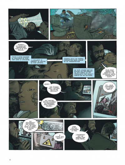 Page 8 Ghost money tome 3