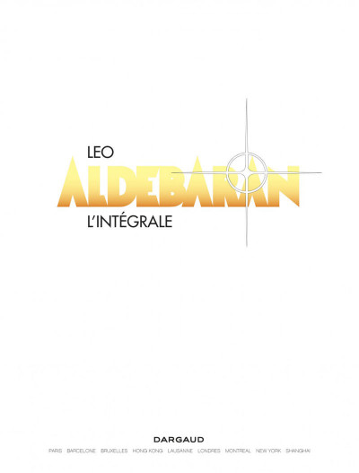 Page 3 Aldebaran - intégrale