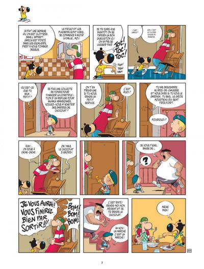 Page 1 Parker & Badger tome 8 - ça t'amuse?