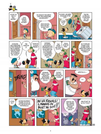 Page 2 Parker & Badger tome 8 - ça t'amuse?