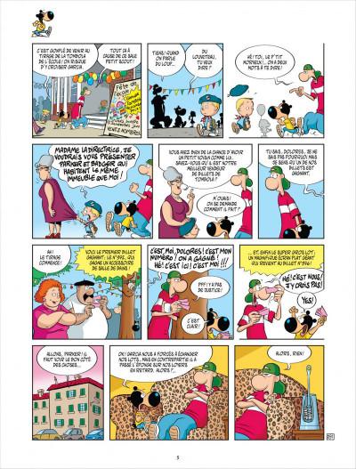 Page 5 Parker & Badger tome 8 - ça t'amuse?
