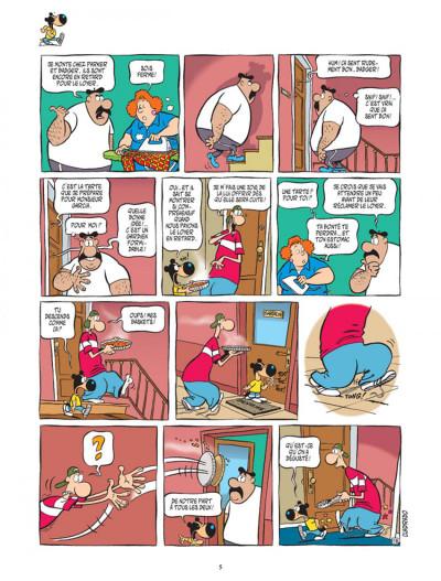 Page 3 Parker & Badger - best of tome 2 - spécial logement