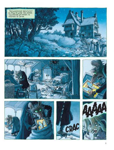 Page 1 Petit Mardi et les Zumins tome 2 - la chasse au papillon