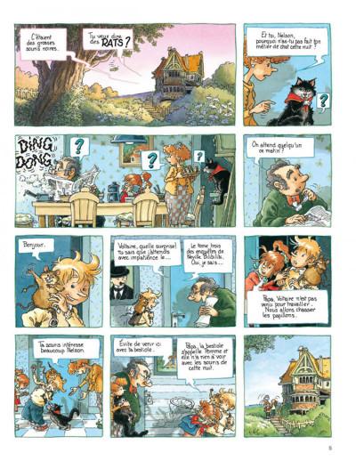 Page 3 Petit Mardi et les Zumins tome 2 - la chasse au papillon