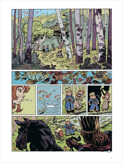 Page 3 Braise tome 3 - papa n'est pas là