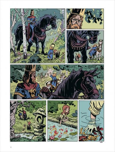 Page 4 Braise tome 3 - papa n'est pas là