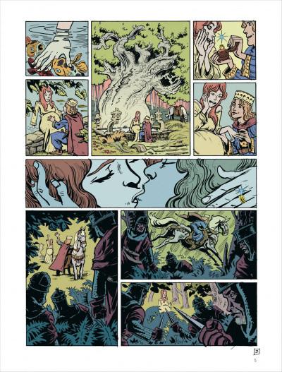 Page 5 Braise tome 3 - papa n'est pas là
