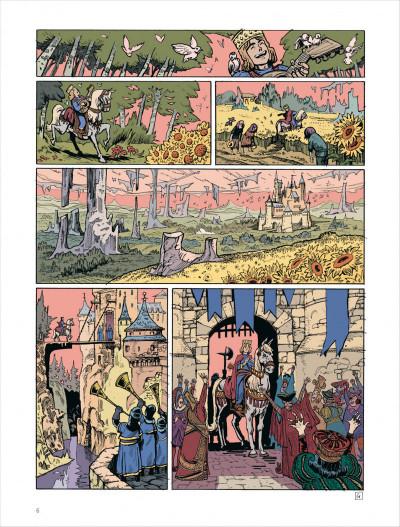 Page 6 Braise tome 3 - papa n'est pas là
