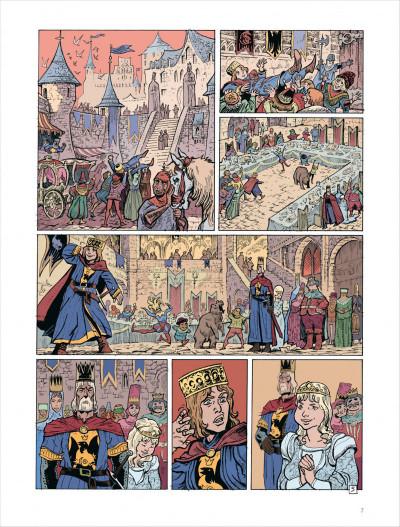 Page 7 Braise tome 3 - papa n'est pas là