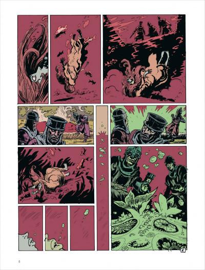 Page 8 Braise tome 3 - papa n'est pas là