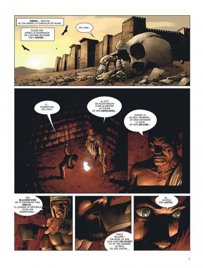 Page 3 L'expédition tome 2 - la révolte de niangara
