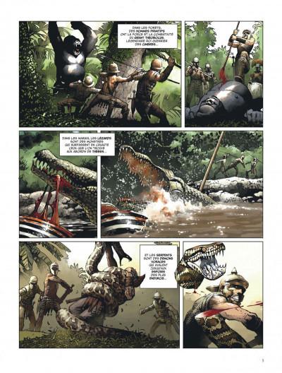 Page 5 L'expédition tome 2 - la révolte de niangara