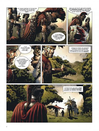 Page 6 L'expédition tome 2 - la révolte de niangara