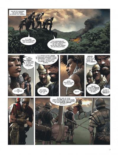 Page 7 L'expédition tome 2 - la révolte de niangara