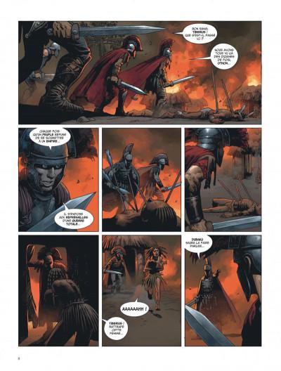 Page 8 L'expédition tome 2 - la révolte de niangara