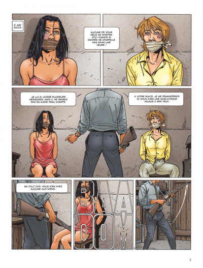 Page 1 Dantès tome 5 - le complot politique