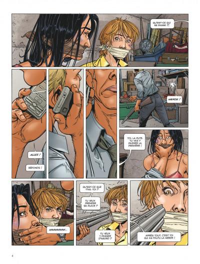Page 4 Dantès tome 5 - le complot politique