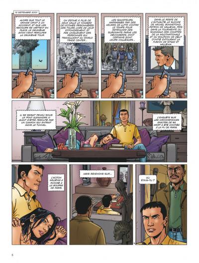 Page 6 Dantès tome 5 - le complot politique