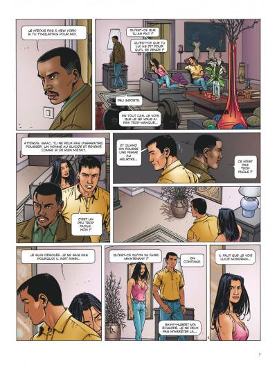 Page 7 Dantès tome 5 - le complot politique