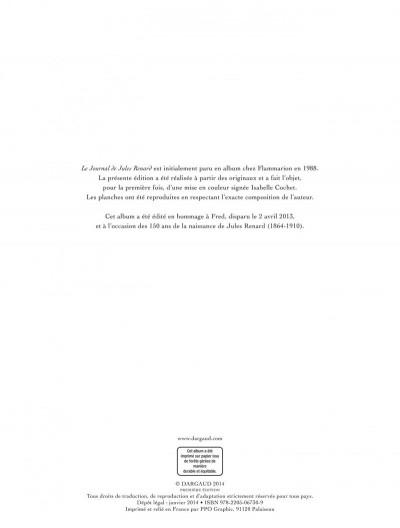 Page 4 Le journal de Jules Renard