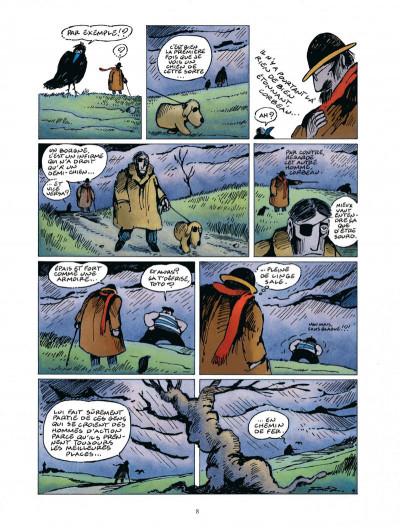 Page 8 Le journal de Jules Renard