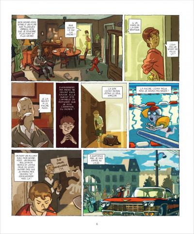 Page 6 Le roi du ring tome 1 - graine de champion