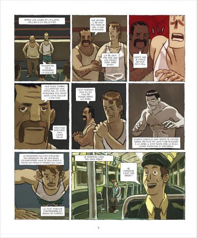 Page 9 Le roi du ring tome 1 - graine de champion