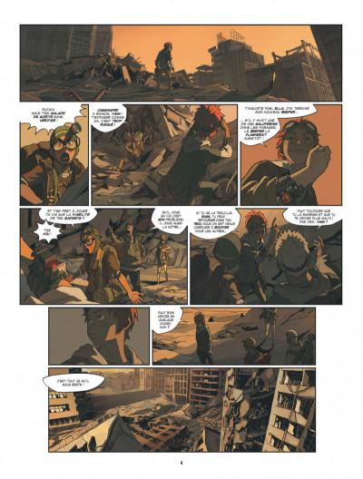 Page 4 S.a.m. tome 1 - sam tome 1 - après l'homme....