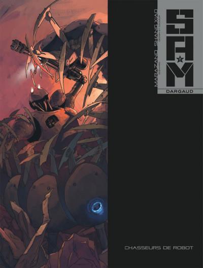 Page 3 S.A.M. tome 2 - chasseurs de robots