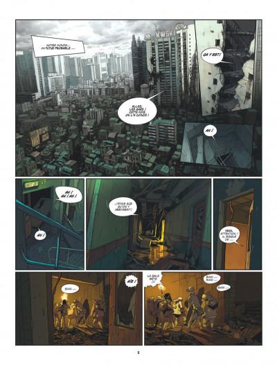 Page 5 S.A.M. tome 2 - chasseurs de robots