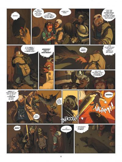 Page 6 S.A.M. tome 2 - chasseurs de robots