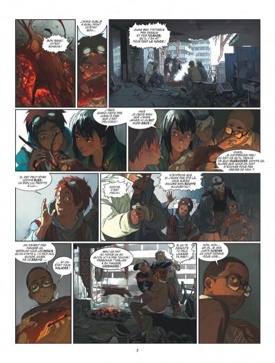 Page 7 S.A.M. tome 2 - chasseurs de robots