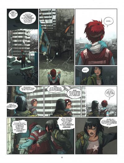 Page 8 S.A.M. tome 2 - chasseurs de robots