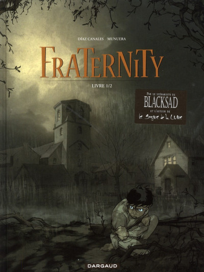Couverture Fraternity tome 1