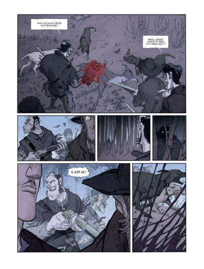 Page 2 Fraternity tome 1