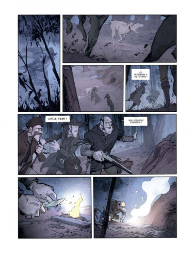 Page 3 Fraternity tome 1