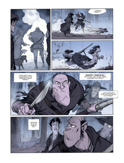 Page 4 Fraternity tome 1