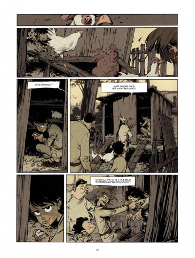 Page 8 Fraternity tome 1