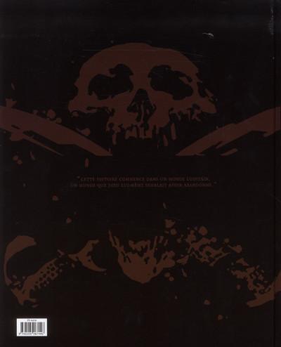 Dos Long John Silver tome 3 - édition luxe