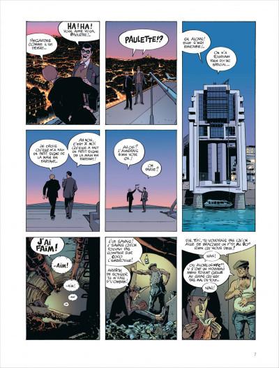 Page 7 Paulette comète tome 2 - reine des gangsters intérimaire