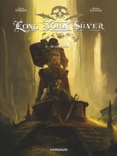 Couverture Long john silver tome 4