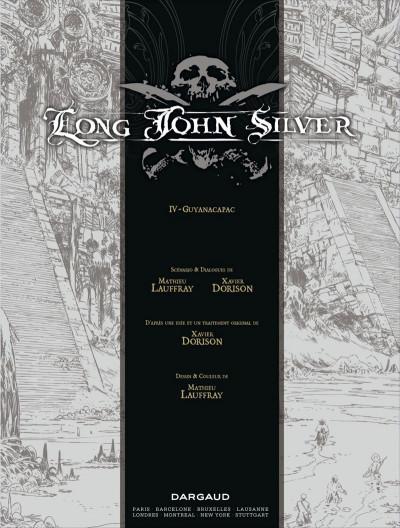 Page 2 Long john silver tome 4