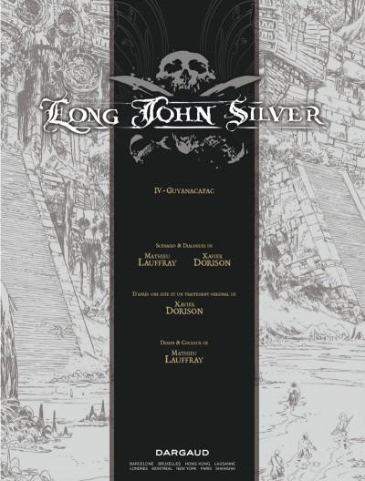 Page 3 Long john silver tome 4