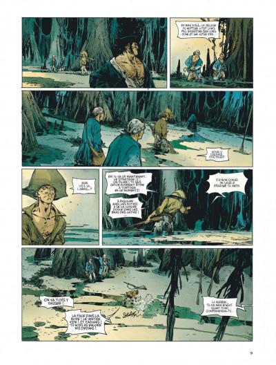 Page 9 Long john silver tome 4