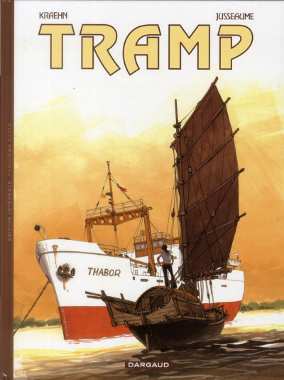 Couverture Tramp - intégrale tome 3 - tome 7 à tome 9 - cycle asiatique