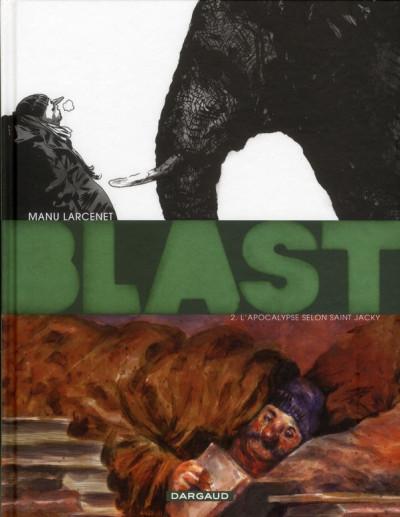 Couverture Blast tome 2