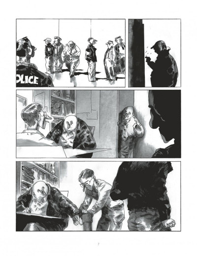 Page 7 Blast tome 2