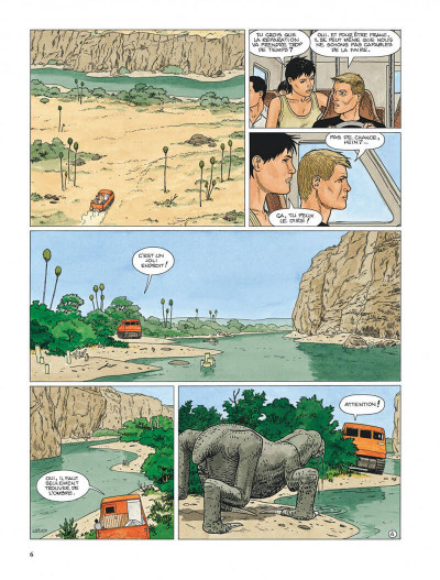 Page 6 Antarès tome 4